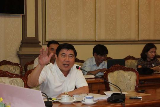 """Chủ tịch UBND TP Nguyễn Thành Phong: """"Một người tham gia bộ máy chính quyền không thể nói là có văn hóa khi nhũng nhiễu người dân, tham nhũng..."""""""