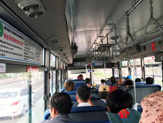 Kỳ vọng gì từ xe buýt mẫu? - Ảnh 1.