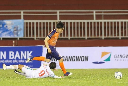 Xuân Trường: K-League rất khắc nghiệt - Ảnh 1.
