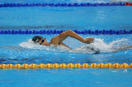 Nhà vô địch bơi vẫn được dự SEA Games - Ảnh 1.
