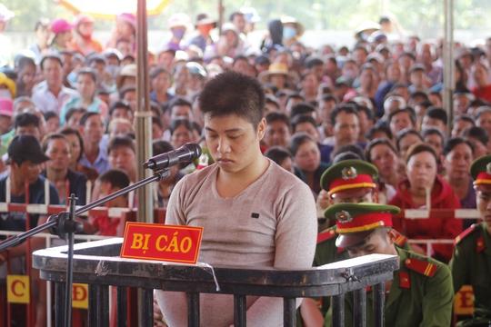 Châu Minh Nhân nói lời sau cùng tại phiên tòa