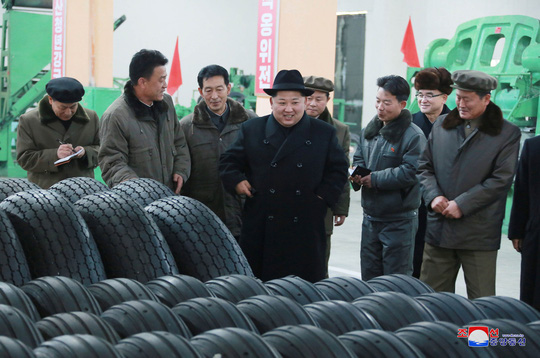 Trò chơi của Triều Tiên - Ảnh 1.