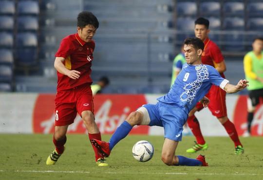 Tung đội hình mạnh đấu U23 Thái Lan - Ảnh 1.