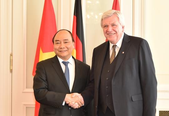 Quan hệ Việt Nam - Đức phát triển sâu rộng - Ảnh 1.