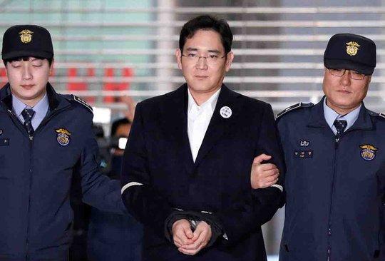 Ông Lee Jae-yong Ảnh: Reuters