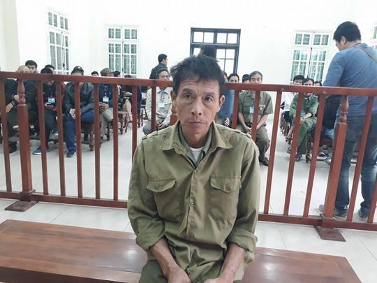 Ông Định Ngọc Thạch bị phạt cải tạo 6 tháng không giam giữ