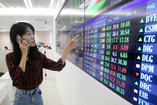 VN-Index tăng 26 điểm sau 9 ngày giảm liên tục