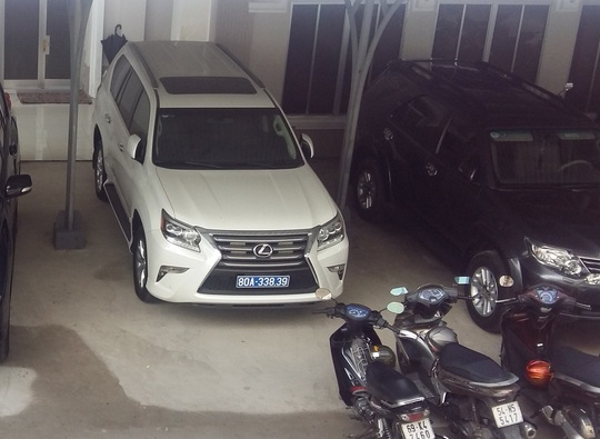 Chủ tịch tỉnh Cà Mau khẳng định không dùng xe doanh nghiệp tặng để đi làm
