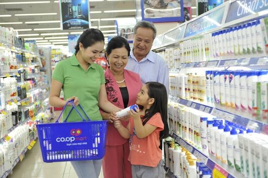 Co.opmart sắp khai trương siêu thị đầu tiên tại khu đô thị Cát Lái - Ảnh 1.