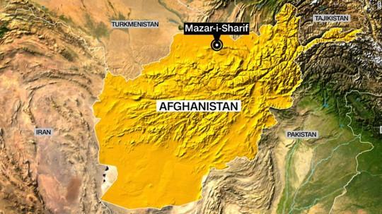 Lính Afghanistan nổ súng vào hàng loạt binh sĩ Mỹ cùng căn cứ - Ảnh 1.