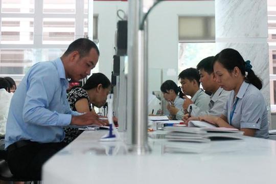 Sẽ quản lý cán bộ, công chức bằng sơ yếu lý lịch điện tử - Ảnh 1.
