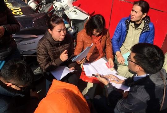 Công nhân môi trường Hà Nội đòi hơn 1,5 tỉ đồng trợ cấp thôi việc - Ảnh 1.
