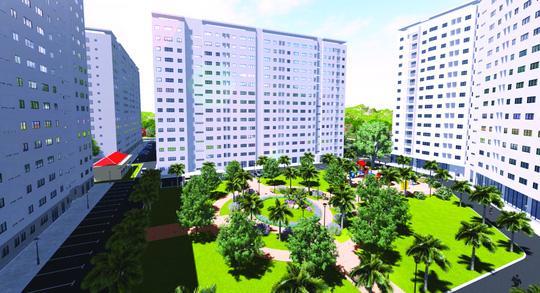 Green Town Bình Tân: Căn hộ đạt chuẩn mực sống xanh giữa lòng đô thị - Ảnh 3.