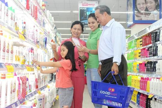 Co.opmart và Co.opXtra bắt đầu 7 ngày giảm giá 7.000 sản phẩm - Ảnh 1.