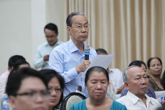 Cử tri Nguyễn Hữu Châu
