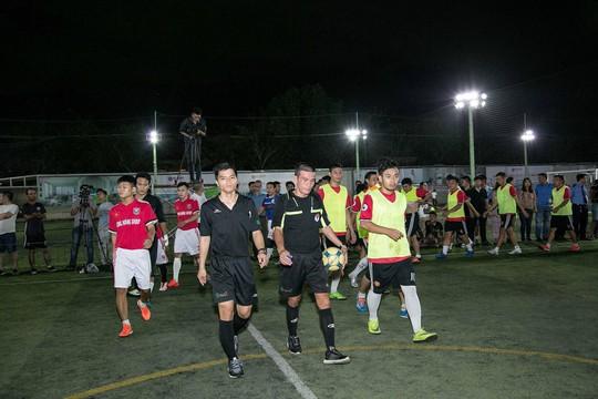 Chiến thắng khó tin ở chung kết cúp Long Hoàng - Ảnh 1.