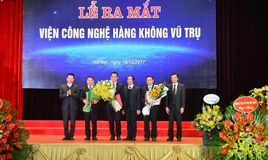 Ra mắt Viện Công nghệ Hàng không vũ trụ - Ảnh 1.