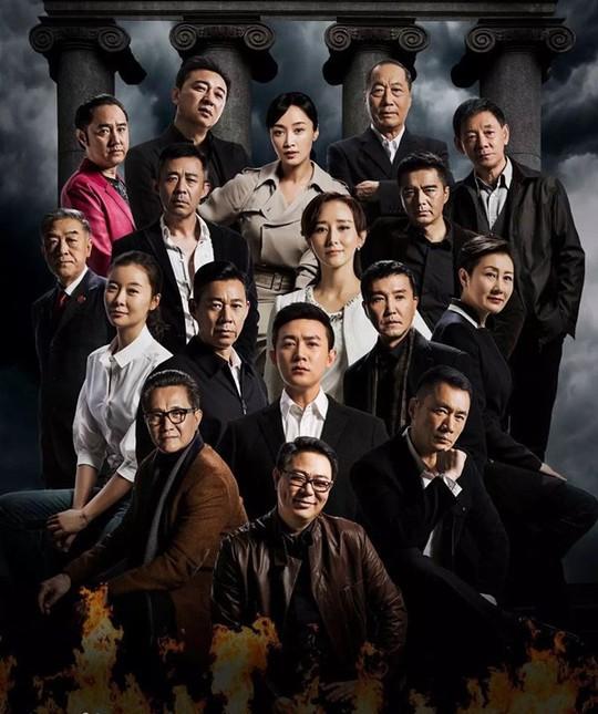 Phim đang ăn khách nhất của Trung Quốc bị kiện đạo văn - Ảnh 1.