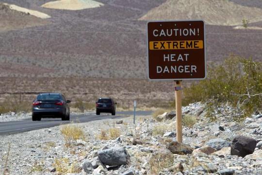 Mỹ: Nắng nóng kỷ lục, người vô gia cư thiệt mạng trong ô tô - Ảnh 1.
