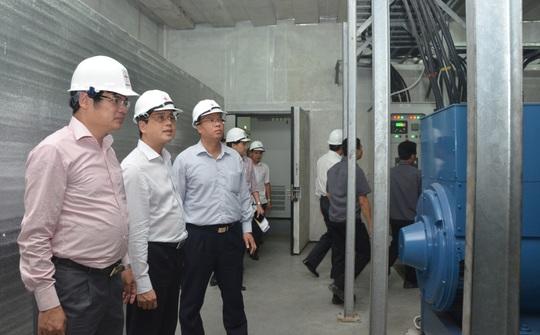 Diễn tập lần cuối công tác đảm bảo điện phục vụ APEC - Ảnh 2.