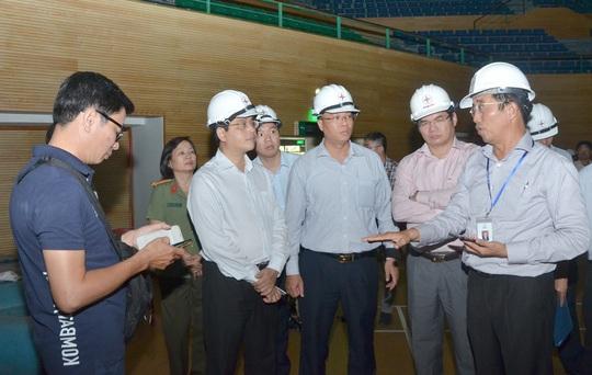 Diễn tập lần cuối công tác đảm bảo điện phục vụ APEC - Ảnh 3.