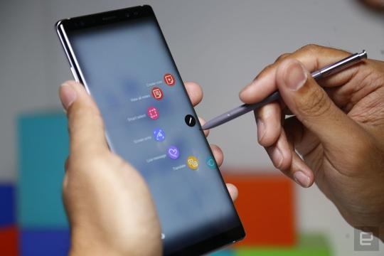 Samsung ra mắt Galaxy Note 8 cạnh tranh iPhone 8 - Ảnh 8.