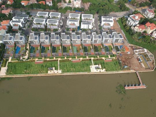 Giám đốc Sở Xây dựng nói về vụ đại gia bức hại sông, rạch - Ảnh 2.
