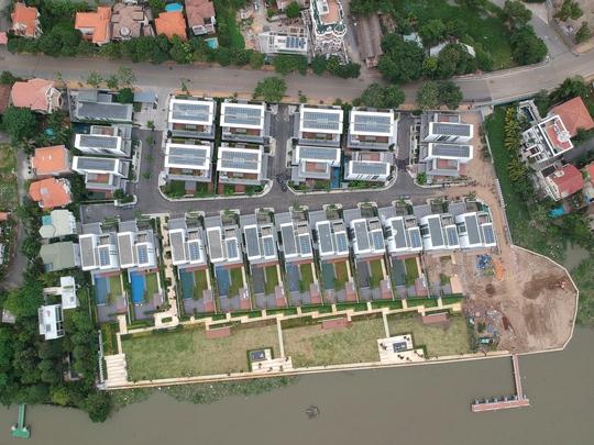 Hiệp hội BĐS TP HCM xin giữ dự án lấn sông Sài Gòn - Ảnh 3.
