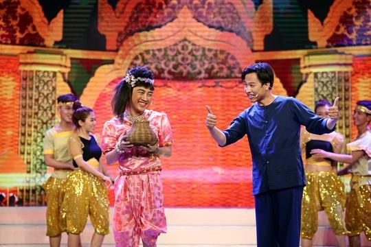 Tiết mục của Don Nguyễn - Huỳnh Tiến Khoa