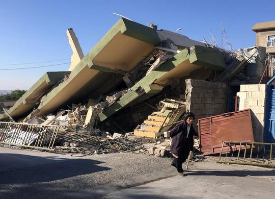 Nỗi lo động đất mạnh gia tăng - Ảnh 1.