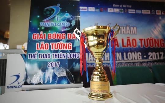 Ngày hội lớn cho hơn 100 lão tướng bóng đá TP HCM - Ảnh 3.