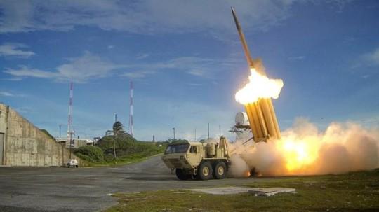 Quyết định triển khai hệ thống THAAD của Hàn Quốc bị Trung Quốc phản đối. Ảnh: Reuters