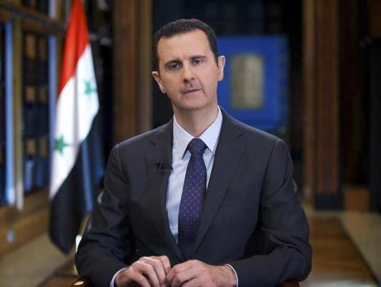 Chính quyền Tổng thống Assad khẳng định phiến quân nổi dậy mới là những kẻ đứng sau vụ tấn công hóa học hôm 4-4. Ảnh: Reuters