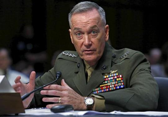 Tướng Joseph Dunford. Ảnh: Reuters