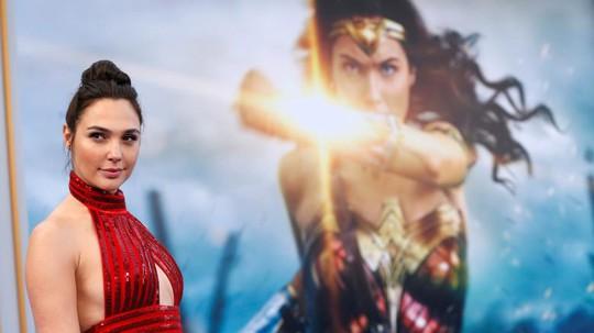 Phim Wonder Woman ngập trong lời khen ngợi - Ảnh 1.