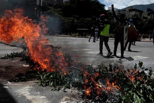 """Venezuela """"không công nhận"""" lệnh trừng phạt của Mỹ - Ảnh 2."""