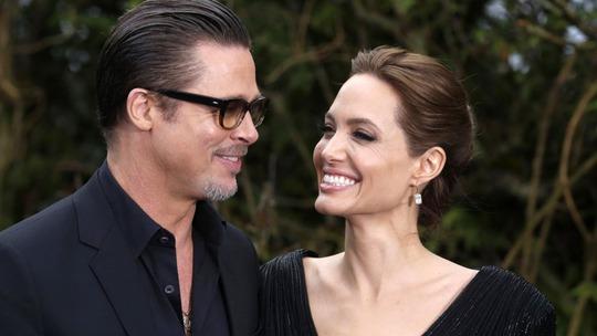 Angelina Jolie và Brad Pitt gương vỡ lại lành? - Ảnh 1.