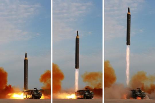 Triều Tiên muốn có lực lượng quân sự ngang bằng Mỹ - Ảnh 4.