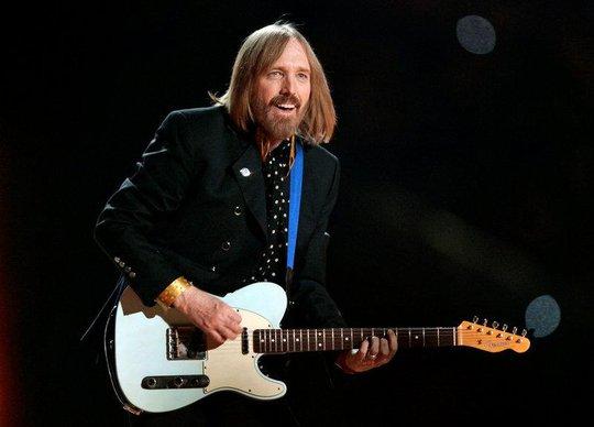 Biểu tượng nhạc rock Tom Petty đột tử tuổi 66 - Ảnh 1.
