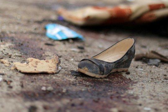 Syria: IS đánh bom tự sát liền 3 vụ, hơn 50 người chết - Ảnh 2.