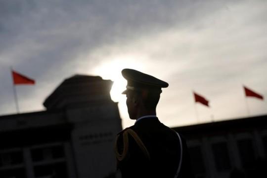 Trung Quốc không công bố ngân sách quốc phòng khi quốc hội nhóm họp. Ảnh: Reuters
