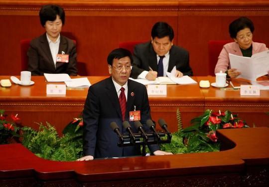Công tố viên Tòa án Nhân dân Tối cao Trung Quốc Cao Jianming. Ảnh: Reuters