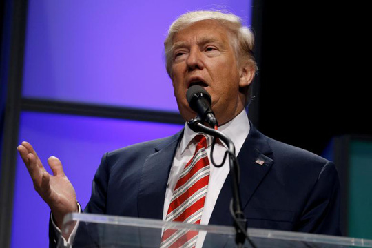 FBI đang điều tra nghi vấn Nga giúp Tổng thống Trump đắc cử. Ảnh: Reuters