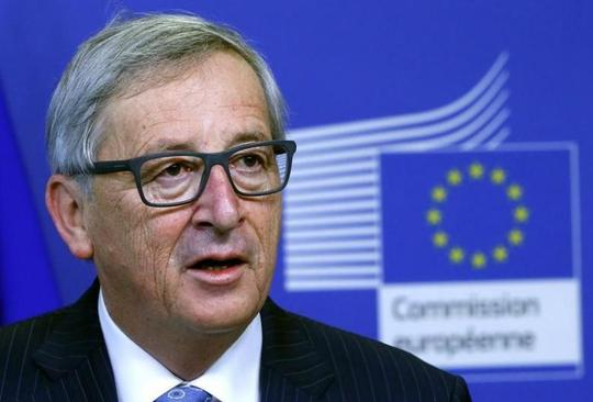 Ông Jean-Claude Juncker. Ảnh: Reuters