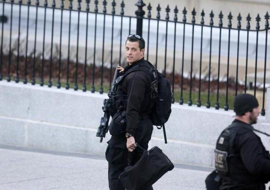 Nhân viên mật vụ Mỹ. Ảnh: REUTERS
