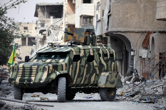 Syria: Tố bị gián điệp Mỹ hại, Nga cảnh báo đáp trả thẳng tay - Ảnh 1.