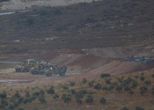 """Thổ Nhĩ Kỳ bắt đầu kiềm chế"""" lực lượng người Kurd ở Syria - Ảnh 1."""