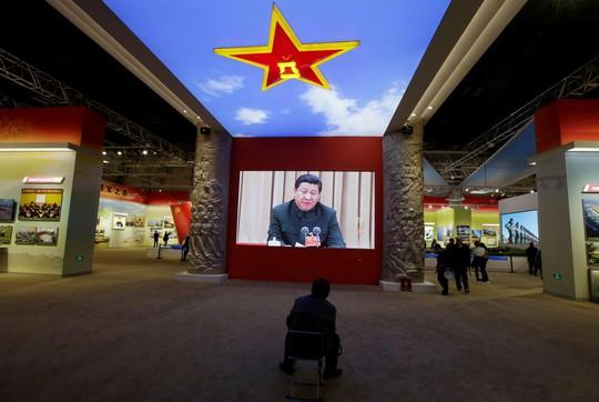 Ông Tập Cận Bình: Trung Quốc là cường quốc hàng đầu vào năm 2050 - Ảnh 8.