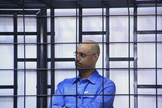 Bí ẩn chuyện thái tử Libya tái xuất - Ảnh 1.