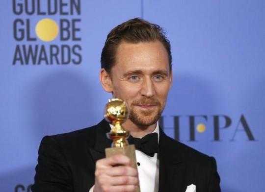 Thần sấm Thor Tom Hiddleston